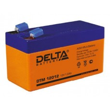 АКБ DELTA DTM 12012