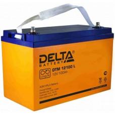 АКБ DELTA DTM 12100 L