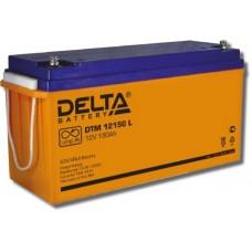 АКБ DELTA DTM 12150 L