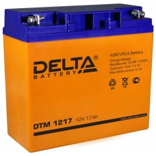 АКБ DELTA DTM 1217