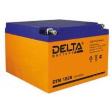 АКБ DELTA DTM 1226