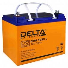АКБ DELTA DTM 1233 L
