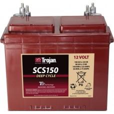 АКБ для лодочных моторов Trojan SCS150