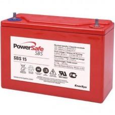 АКБ EnerSys PowerSafe SBS 15