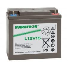 АКБ MARATHON L 12V 15
