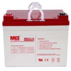АКБ MNB MM 33-12