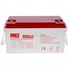 АКБ MNB MM 65-12