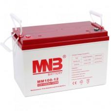 АКБ MNB MM 100-12