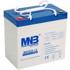 АКБ MNB MNG 55-12
